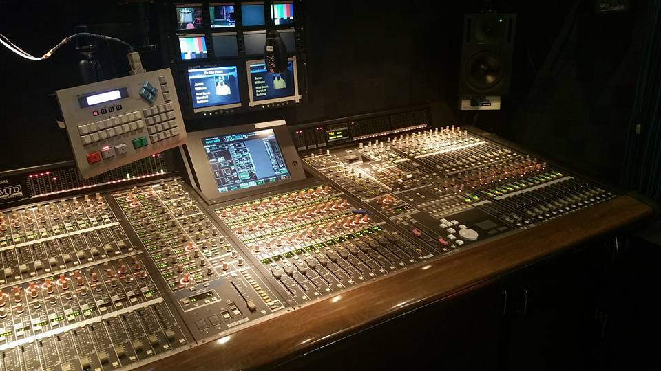 Broadcast Audio Production