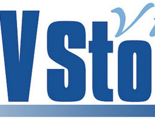 Vintage RV Storage Logo