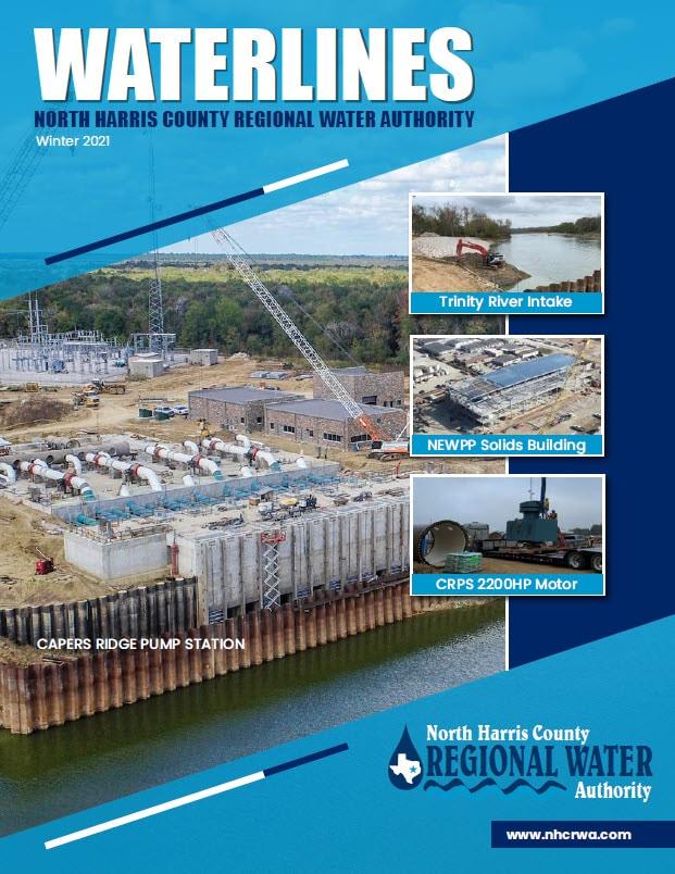 NHCRWA Waterlines newsletter