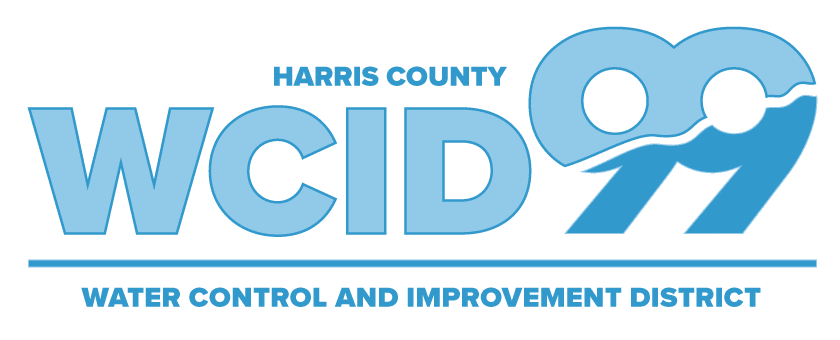 Harris County WCID 99 logo