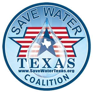 Save Water Texas Coalition Logo