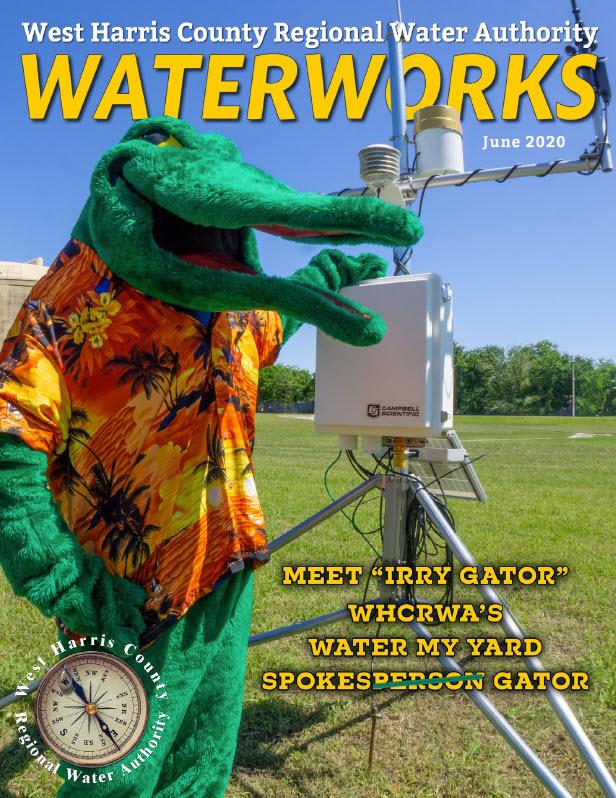 WHCRWA Waterworks
