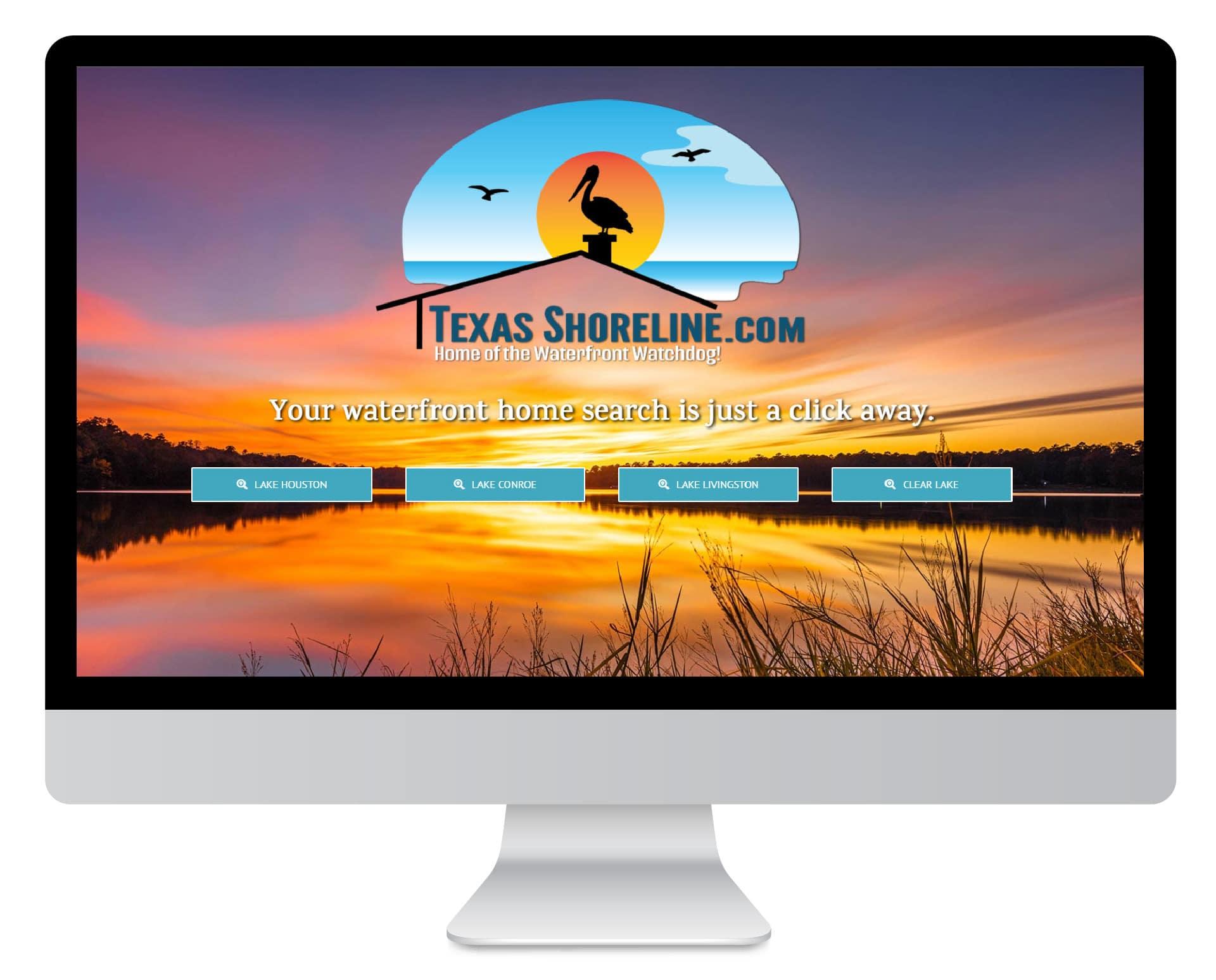 Lake Front Living - Lake Houston, Lake Conroe, Texas