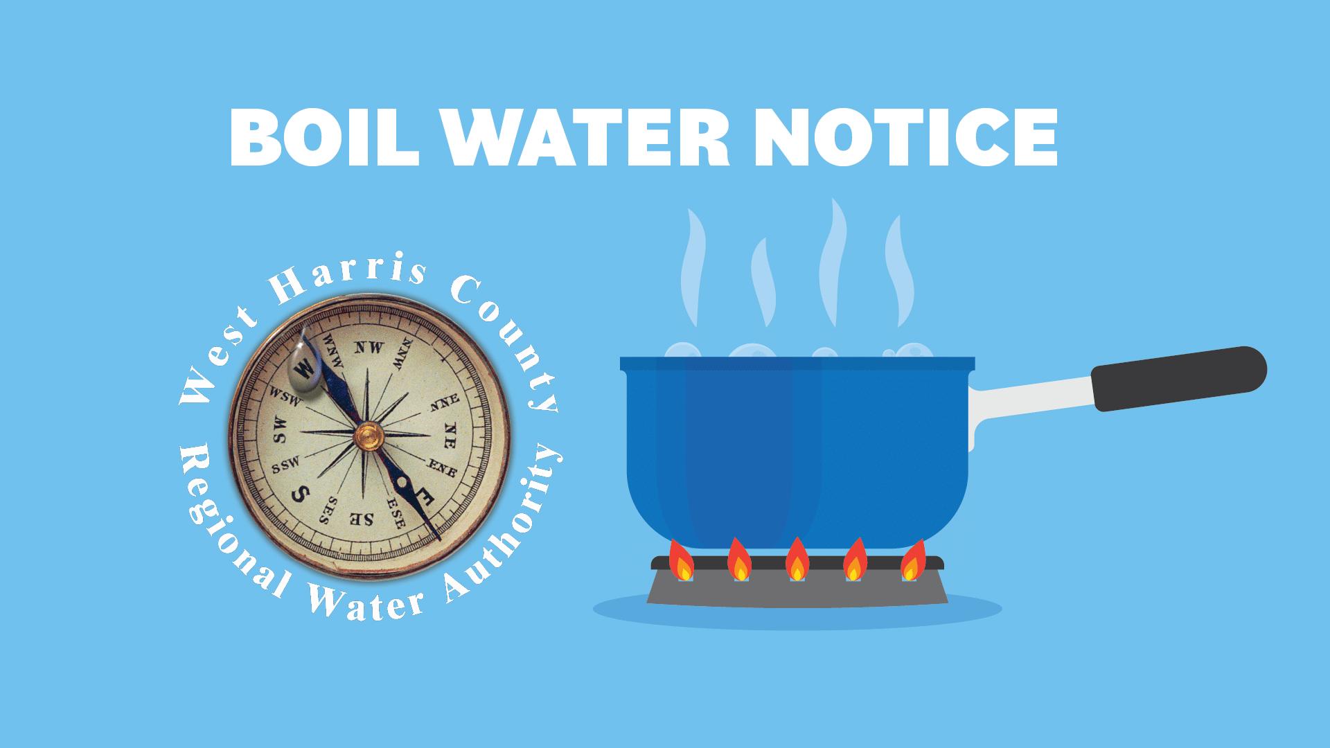 WHCRWA Boil water notice graphic