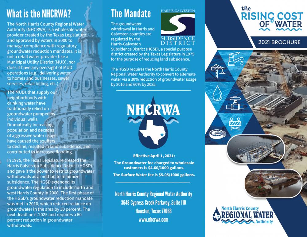 NHCRWA Rising Cost 2021 (front)