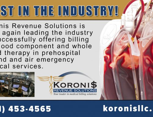 Koronis Revenue Solutions – first in industry