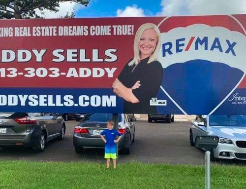 Addysells.com billboard
