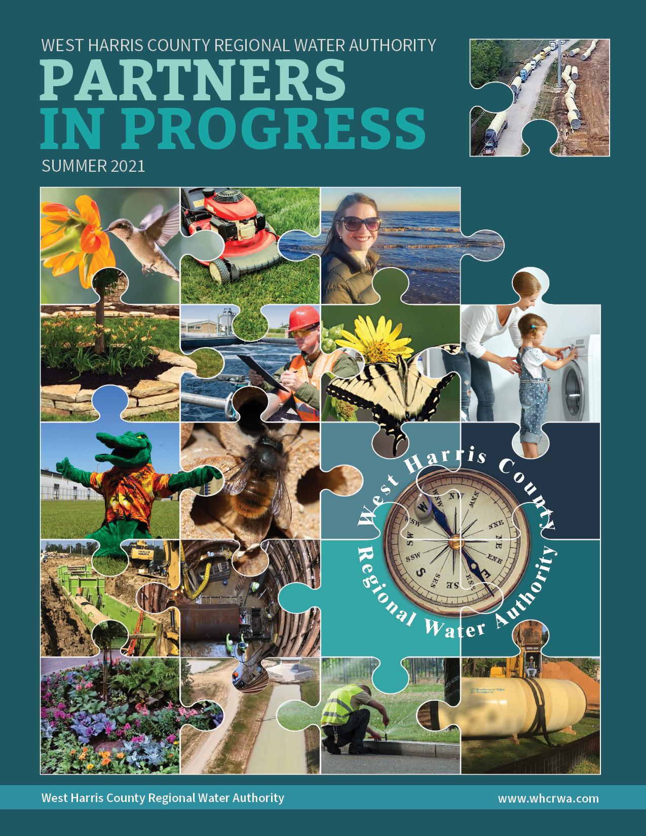 Partners in Progress Summer 2021