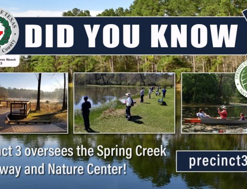 Spring Creek Greenway – Montgomery County Pct 3